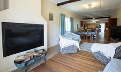 Inside Braai & living area