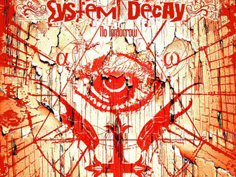 System Decay - Burn the Sun (2012)
