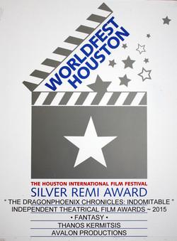 Silver Remi Award