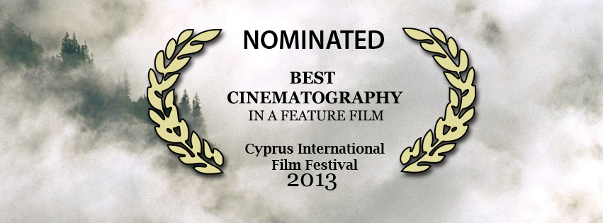 Nominated Best Cinematography