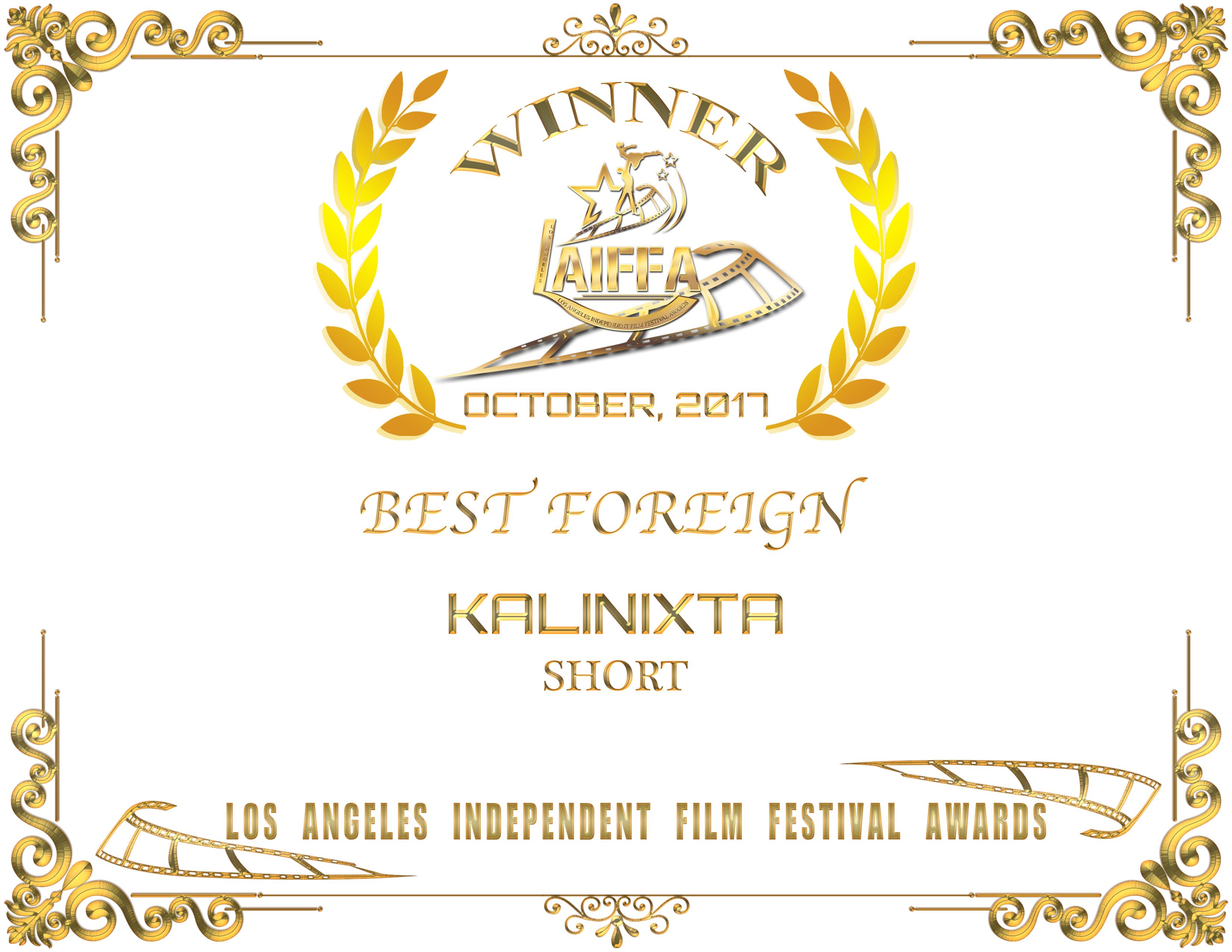 Best Foreign Short