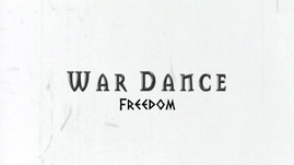 War Dance - Freedom (2014)