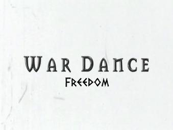 War Dance - Freedom (2014)