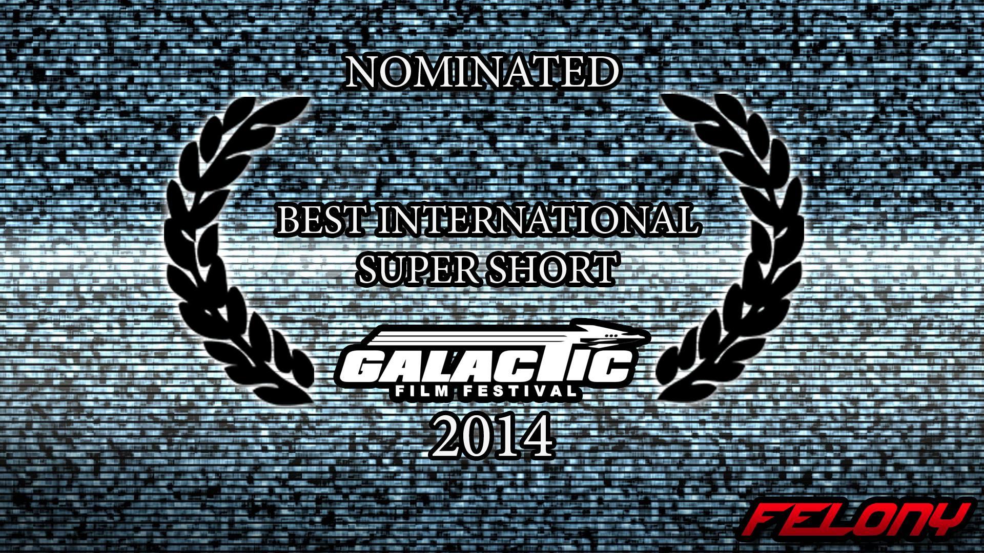Nominated Best Short