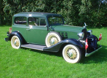 Chervrolet fra 1933