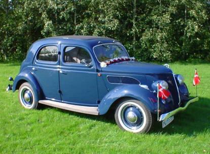 Ford V8 fra 1938