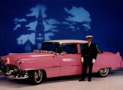 Cadilac fra 1954