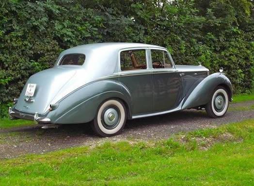 Bentley fra 1954