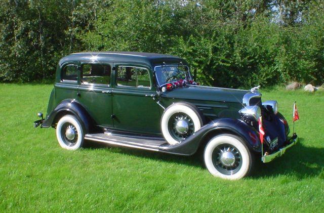 Dodge fra 1934