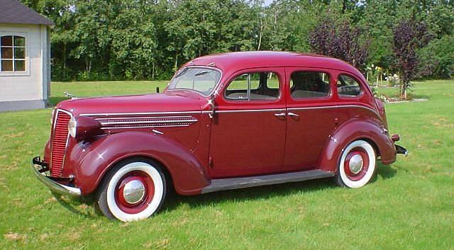 Dodge fra 1937