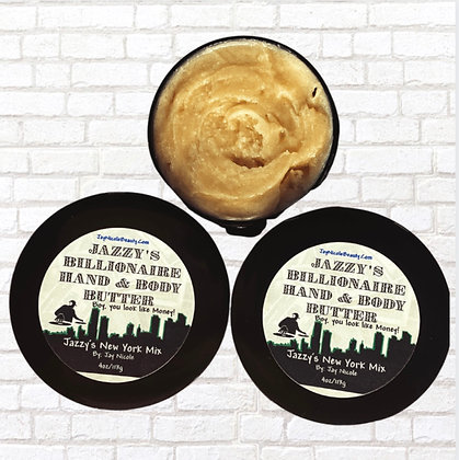 Jazzy's Billionaire Hand and Body Butter
