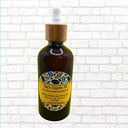Jay's Jojoba Oil   (4oz)