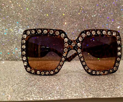 """""""Big Bling"""" Sunglasses"""