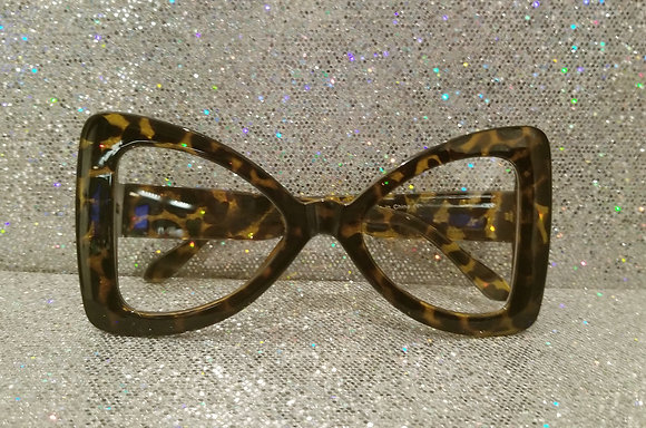 """Leopard Lady"" Sunglasses"