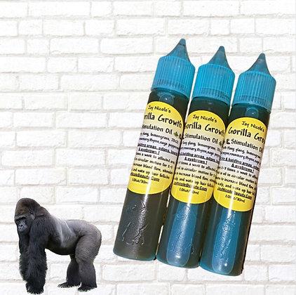 Gorilla Growth Stimulation Oil 1.01oz