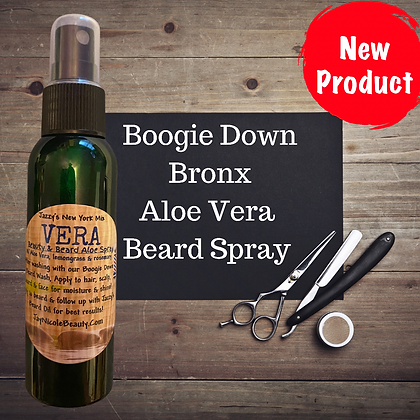 Beard Refresher Hydrating Spray