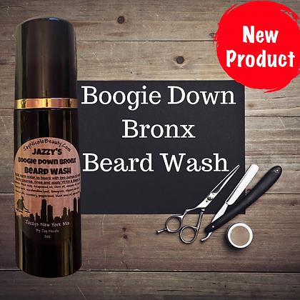 Jazzy's Beard Wash *Boogie Down Beard Wash*