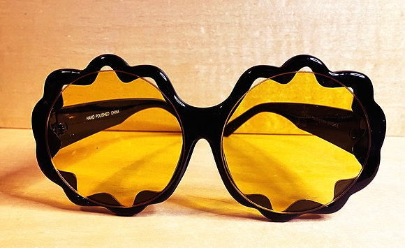 Black & Yellow EyeDentity Shades