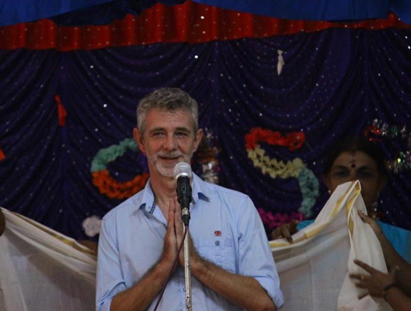 Speech of Paul sir