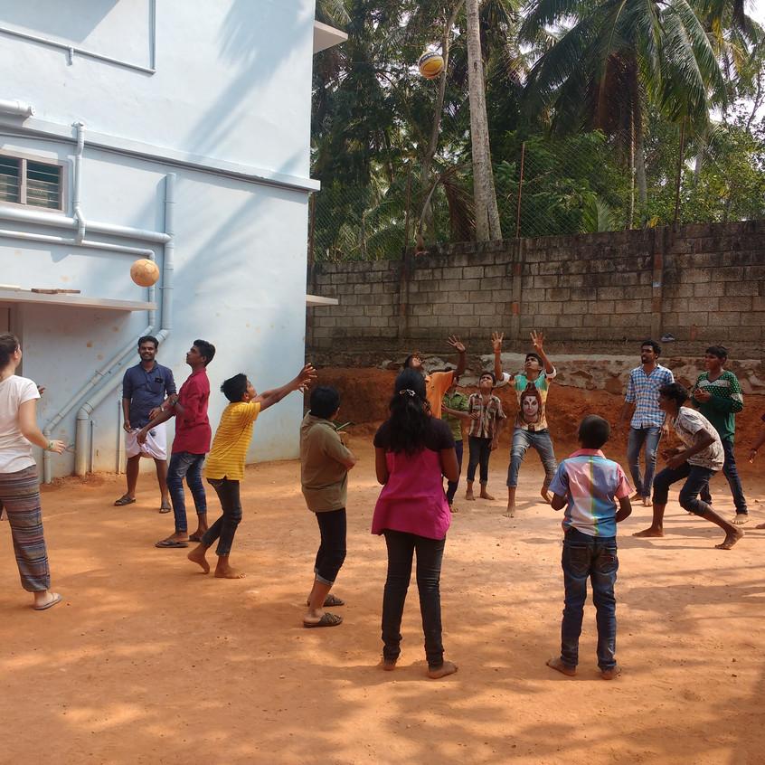 Ball game III