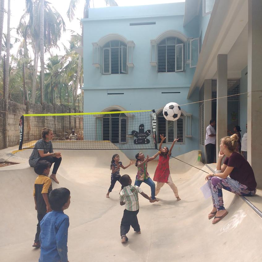 Volley - beach - ball I