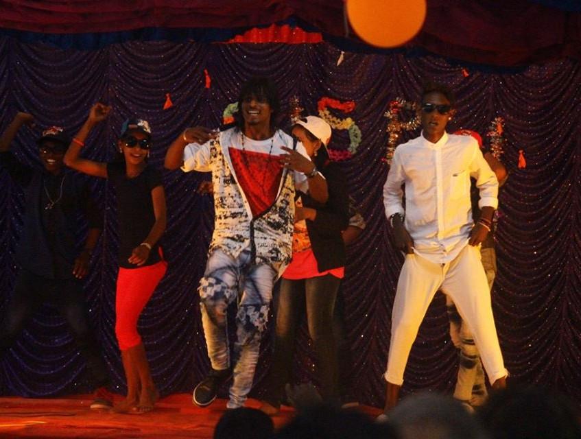 Great dance performance II