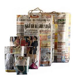 Newspaper Bag