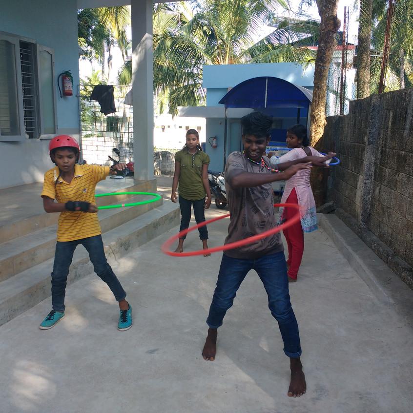 Hula hoop II