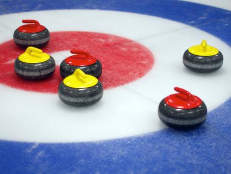 CrossFit Bull Falls Goes Curling
