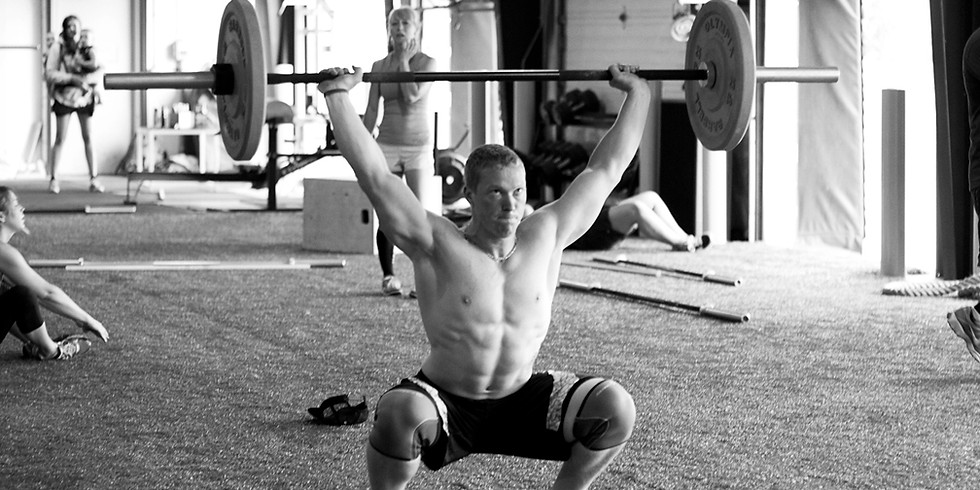 Free CrossFit Workout!