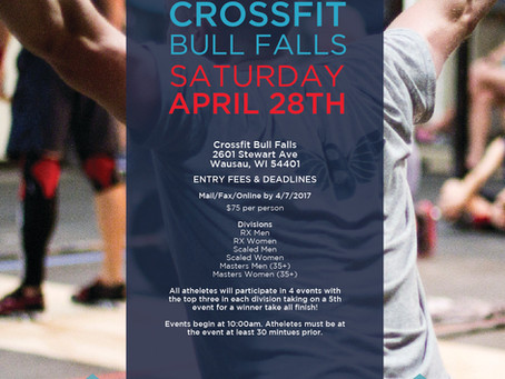 Badger State Games- CrossFit Bull Falls 2018 Fittest Competition