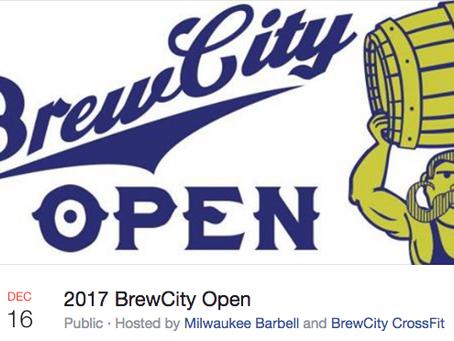 2017 BrewCity Open