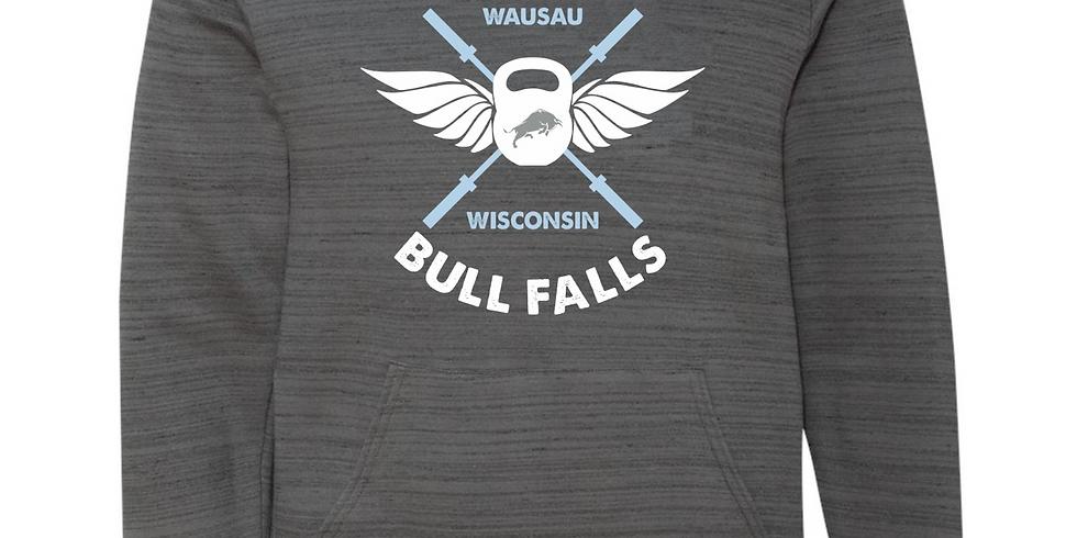 Order your CrossFit Bull Falls Sweat Shirt