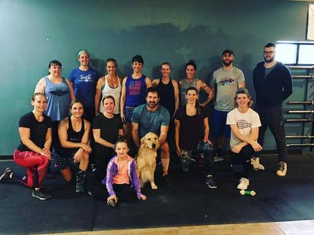 The Three Wise Men Veterans Foundation Team CrossFit Bull Falls has already raised $1,405.00