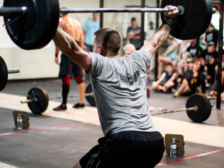 Try something new in 2018, free CrossFit class!