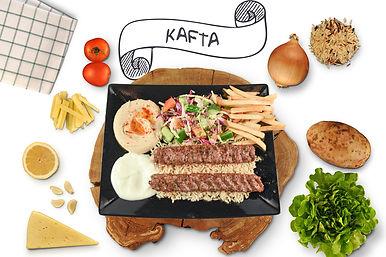 Lebanese Style Kafta