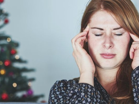 Tap away your Christmas Stress with Emotional Freedom Techniques