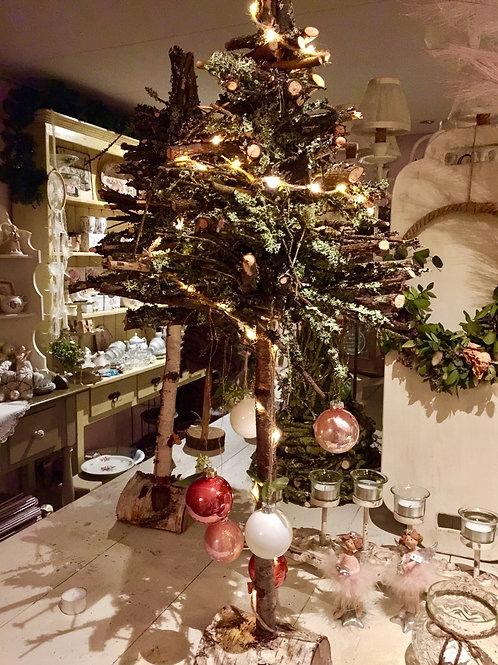 Kerstboompje op Stam 🎄