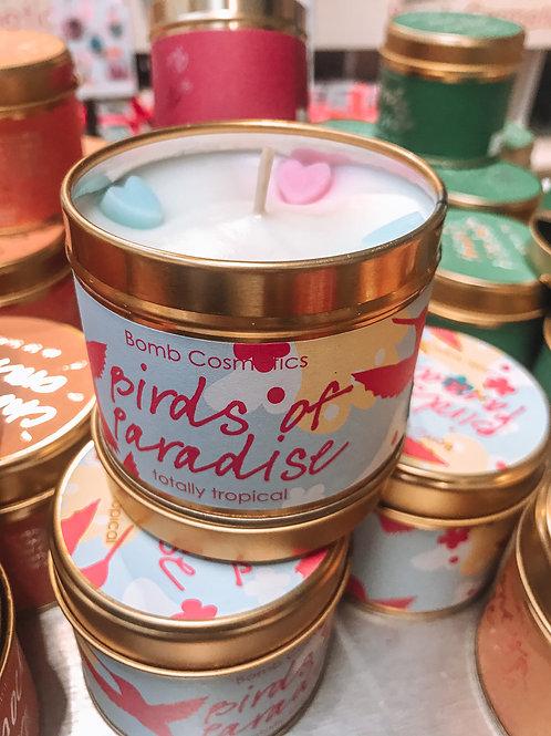 Kaars - Candle - Bomb Cosmetics - tropical