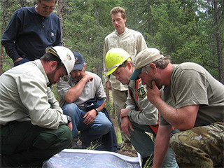 Upper North Fork Earns Chiefs' Joint Landscape Restoration Partnership Funding