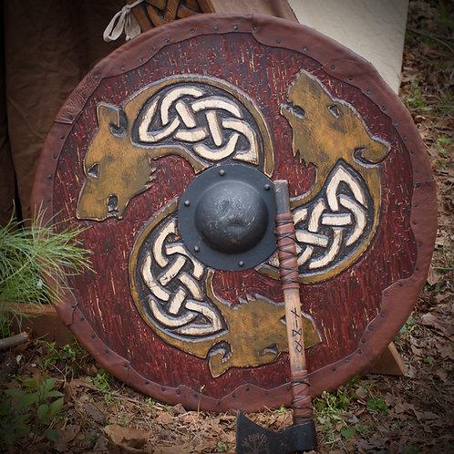 Viking Bear/Berserker Shield