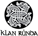 Klan Rúnda - Celtic Dragon Logo