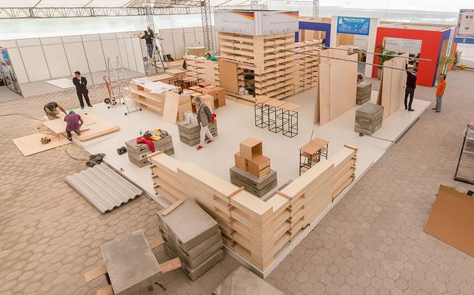 deutscher pavillon habitat III