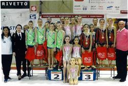 Palazzolo Sport 2^ classificata