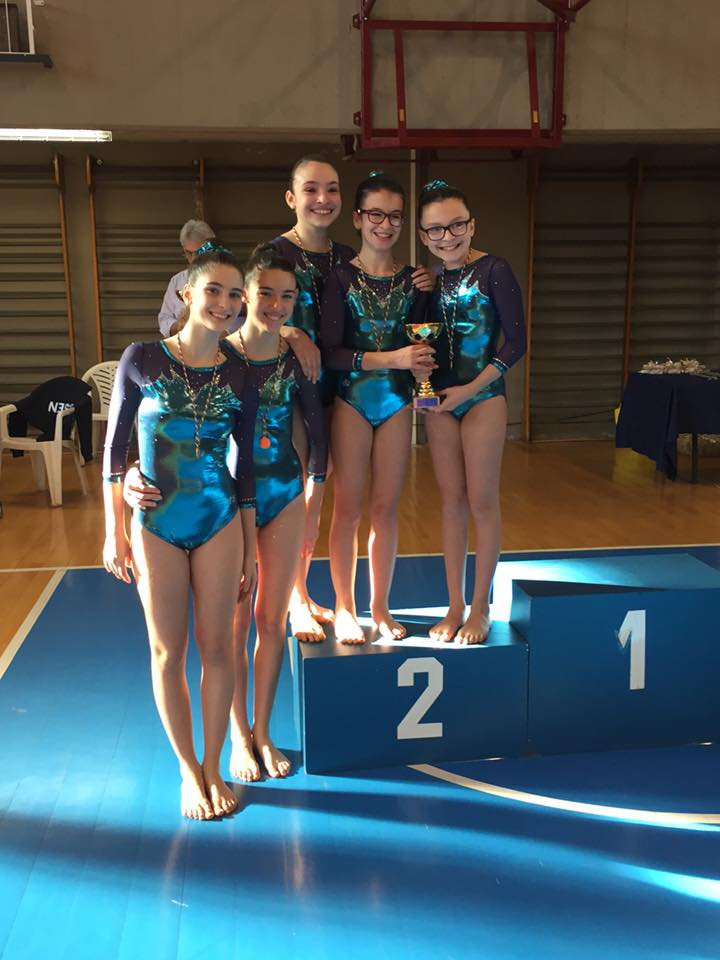 Squadra Junior 2^ classificata