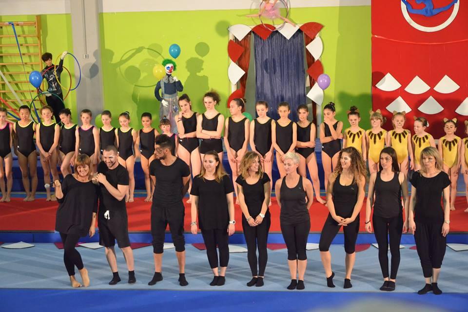 Saggio 2015 Staff