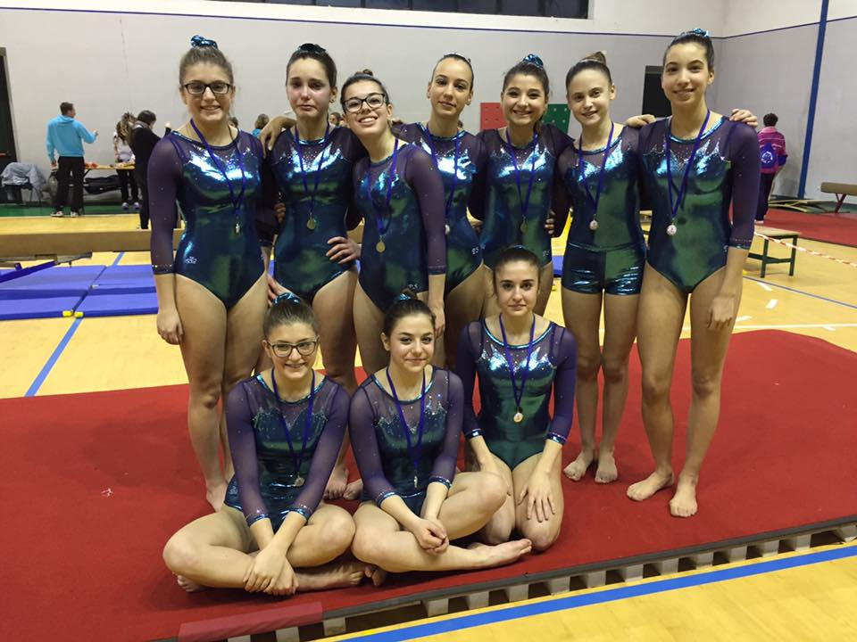 junior cup individuale