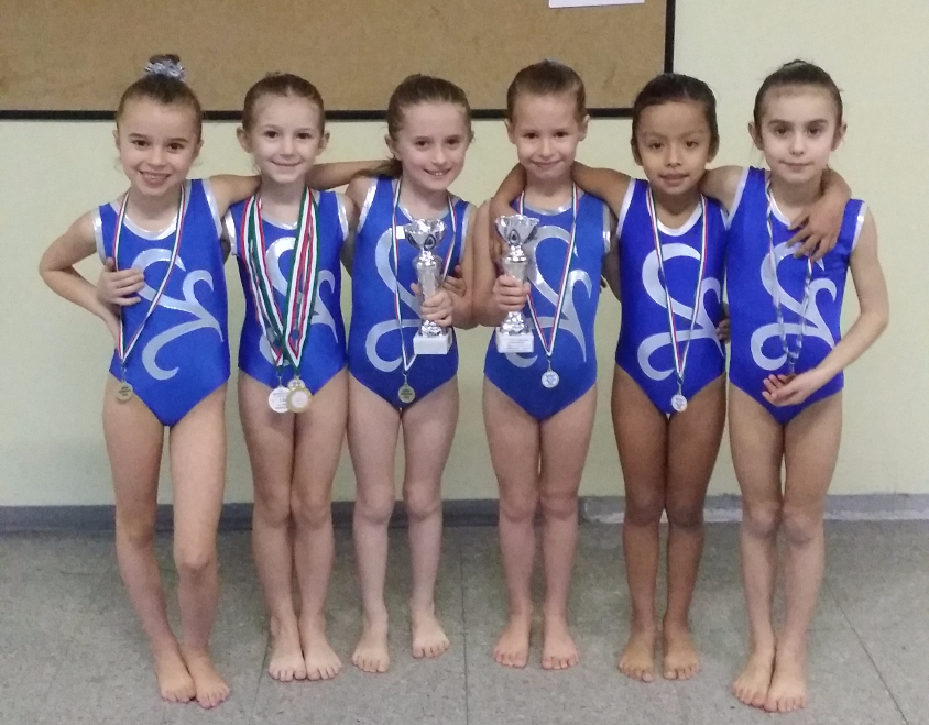 piccole grandi ginnaste