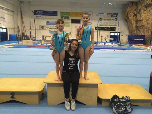 Vittoria, Alice e Alessia