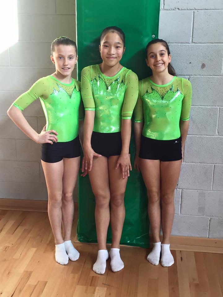 Valeria, Mina e Chiara